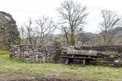 Paesaggi del Lussemburgo Fotografie Stock