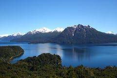 Paesaggi dell'Argentina Immagine Stock