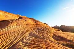 Paesaggi dell'Utah Fotografie Stock Libere da Diritti