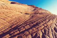 Paesaggi dell'Utah Immagini Stock