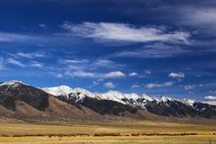Paesaggi della montagna Immagini Stock Libere da Diritti