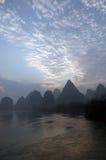 Paesaggi di Chinz Immagini Stock