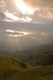 Paesaggi di Guilin immagini stock libere da diritti