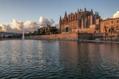 Paesaggi di Mallorca Fotografia Stock