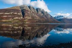 Paesaggi di Tierra del Fuego, Argentina del sud Immagine Stock Libera da Diritti