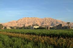 Paesaggi nell'Egitto Immagine Stock Libera da Diritti