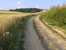 Paesaggi Polonia fotografie stock libere da diritti