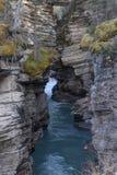 Paesaggi scenici in Jasper National Park, Alberta, Canada Fotografie Stock Libere da Diritti