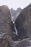 Paesaggi scenici nel parco nazionale di Banff, Alberta, Canada Immagine Stock