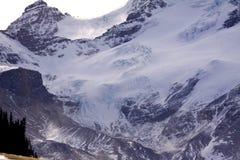 Paesaggi scenici nel parco nazionale di Banff, Alberta, Canada Immagini Stock