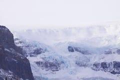 Paesaggi scenici nel parco nazionale di Banff, Alberta, Canada Fotografia Stock Libera da Diritti