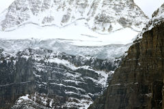 Paesaggi scenici nel parco nazionale di Banff, Alberta, Canada Immagine Stock Libera da Diritti