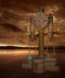 Paesaggio 10 di fantasia Fotografia Stock Libera da Diritti