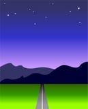 Paesaggio illustrazione vettoriale