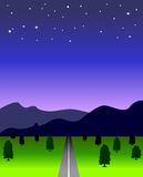 Paesaggio royalty illustrazione gratis