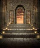 Paesaggio 16 di fantasia Fotografia Stock