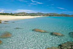 Paesaggio 9 di Sardinia_coastal Fotografie Stock Libere da Diritti