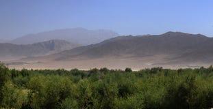 Paesaggio afgano II Fotografia Stock