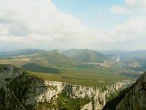 Paesaggio alpino Immagine Stock Libera da Diritti