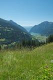 Paesaggio alpino maestoso Immagini Stock Libere da Diritti