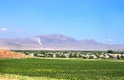 Paesaggio in Armenia Immagini Stock Libere da Diritti