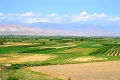 Paesaggio in Armenia Fotografie Stock