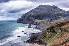 Paesaggio atlantico Fotografie Stock Libere da Diritti