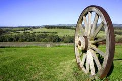 Paesaggio australiano Fotografie Stock
