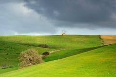 Paesaggio in autunno Fotografie Stock Libere da Diritti