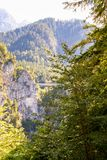 Paesaggio bavarese Fotografia Stock Libera da Diritti
