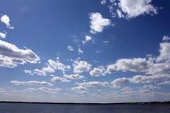Paesaggio Bayside Fotografia Stock