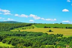 Paesaggio bulgaro Fotografia Stock