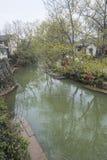 Paesaggio changxing della campagna di Zhejiang immagine stock