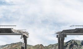 Paesaggio colourful della montagna di estate Fotografia Stock Libera da Diritti