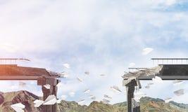 Paesaggio colourful della montagna di estate Immagine Stock Libera da Diritti