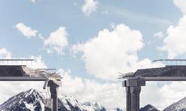 Paesaggio colourful della montagna di estate Immagini Stock Libere da Diritti
