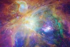 Paesaggio cosmico, carta da parati impressionante della fantascienza royalty illustrazione gratis