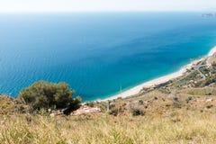 Paesaggio costiero Immagine Stock Libera da Diritti