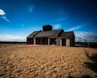 Paesaggio costiero immagini stock