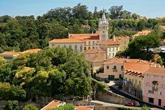 Paesaggio culturale di Sintra immagini stock libere da diritti
