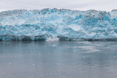 Paesaggio d'Alasca del ghiacciaio 4 Fotografie Stock Libere da Diritti
