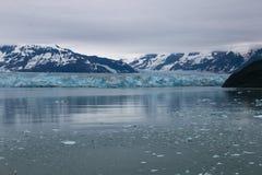 Paesaggio d'Alasca del ghiacciaio 3 Fotografia Stock