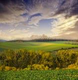 Paesaggio d'autunno immagine stock libera da diritti
