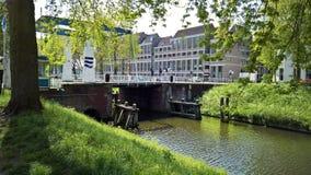 Paesaggio da Hertogenbosch Immagine Stock Libera da Diritti