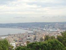 Paesaggio dal frioul di Marsiglia Immagini Stock Libere da Diritti