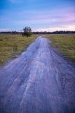 Paesaggio dal parco nazionale blu delle montagne Fotografia Stock