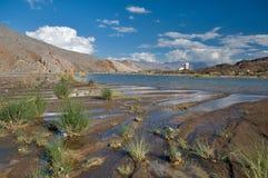 Paesaggio dall'Oman Fotografia Stock