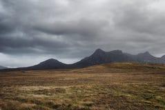 Paesaggio degli altopiani Fotografia Stock Libera da Diritti