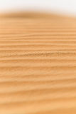 Paesaggio dei modelli del deserto Immagini Stock
