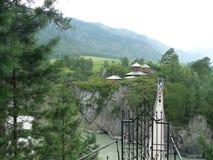 Paesaggio del altai Fotografia Stock